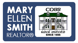Mary Ellen Smith Realtor- Cobb Real Estate